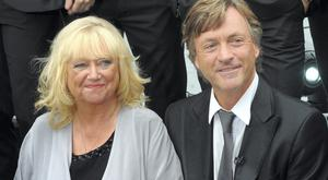 TV presenter turned author Judy Finnigan with husband Richard Madeley.