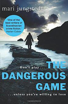 The Dangerous Game by Mari Jungstedt