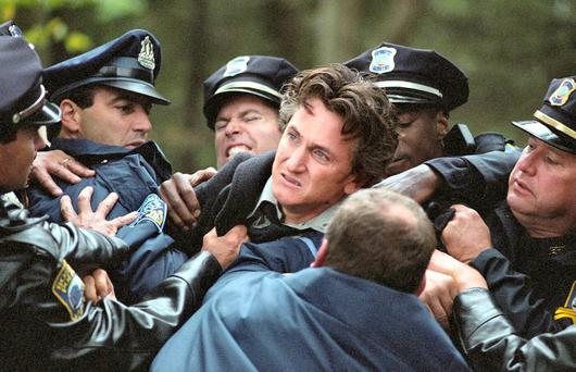 Sean Penn won the Best Actor Oscar for his role in Mystic River, the film version of the book by Dennis Lehane