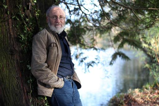 Giving voice: Dermot Bolger founded the Raven Arts Press in 1977 and New Island Books in 1992