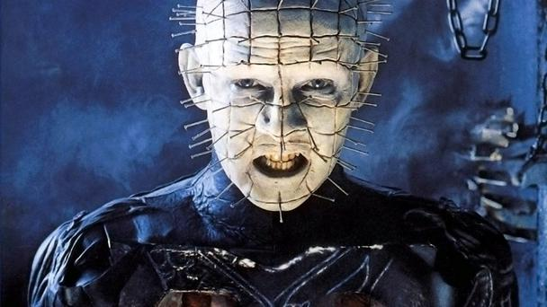 Gore: Clive Barker's Pinhead works better in smaller, mysterious doses