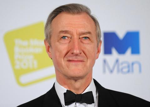 'Healthy little philistine': Author Julian Barnes