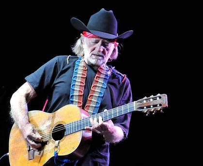 On the road again: Willie Nelson still tours extensively at the age of 82
