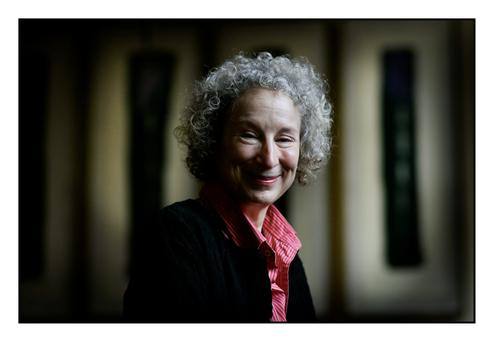 Grand dame: Margaret Atwood's new novel hits the shelves next month