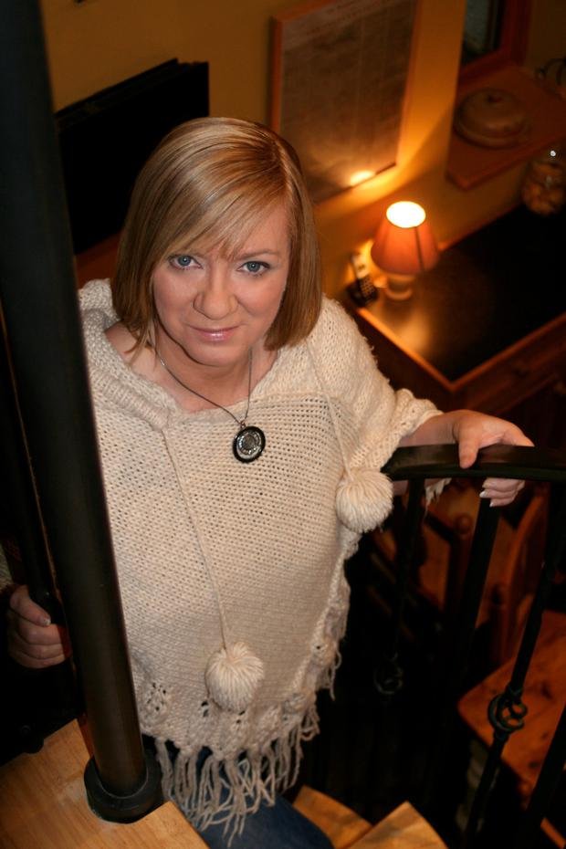 Author Louise Phillips: One of the best crime writers in Ireland.
