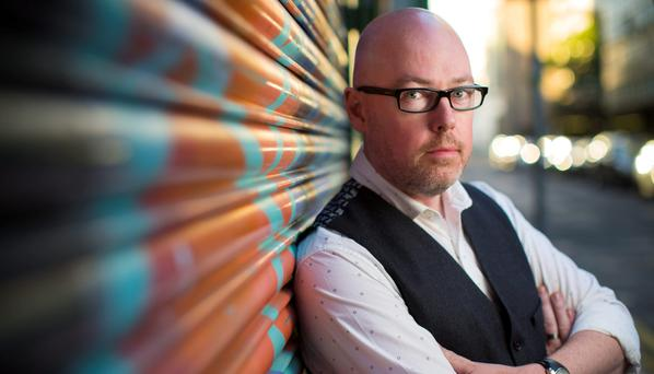 John Boyne: his short stories include a contemporary 'Araby