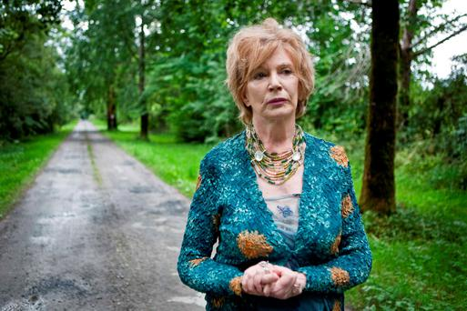 Engrossing: Edna O'Brien tackles big issues in her new book and the story lurches into the incredible.