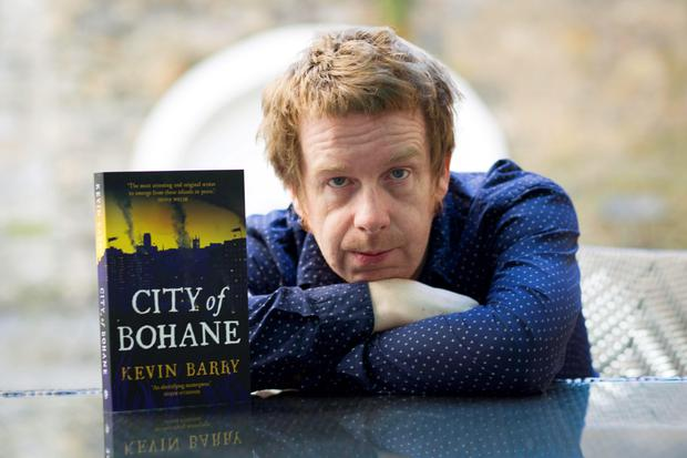 Pop fiction: Kevin Barry has invented a trip to Ireland for late Beatle John Lennon