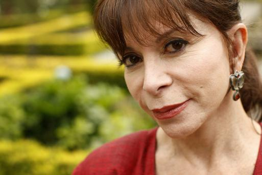 Literary force: Isabel Allende's books have sold more than 65 million copies worldwide.