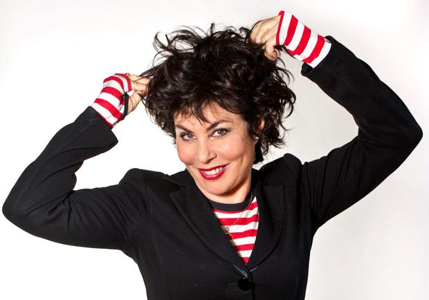 Comedian-turned-mindfulness-guru Ruby Wax