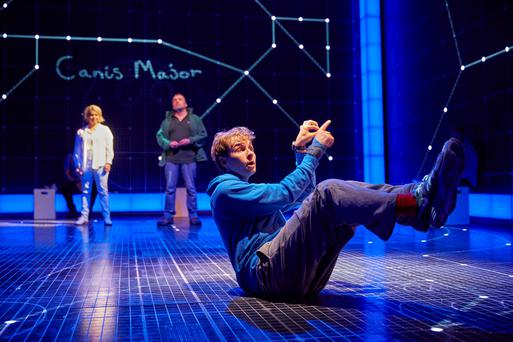 Autism on stage: The Curious Incident of the Dog in the Night-Time, based on a book about a boy with Autism.