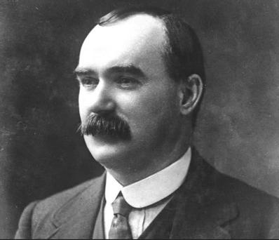 'Connolly, of course, wanted to spark the flame of international socialism and had told his men to hold on to their guns as they would be needed for the next phase'
