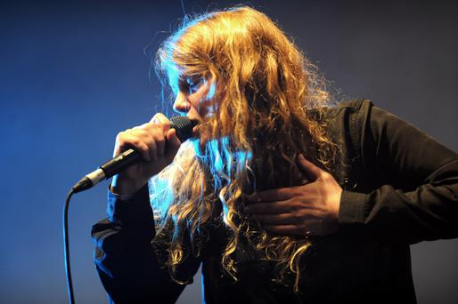 Diverse wordsmith: Poet/rapper/playwright/spoken word artist Kate Tempest was selected as one of the Next Generation Poets.