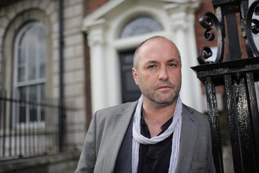 Award-winning author: Colum McCann takes part in an event in Limerick City and County Council offices tonight.