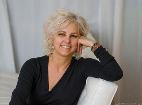Award-winning author: Kate DiCamillo is currently America's National Ambassador for Young People's Literature