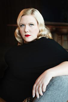 Powerful: Former Jezebel staff writer Lindy West has an ear for caustic wit.