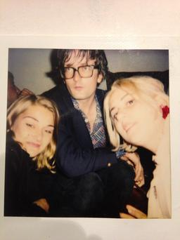 Not so common people: Sylvia Patterson with Jarvis Cocker, lead singer of Brit pop Pulp