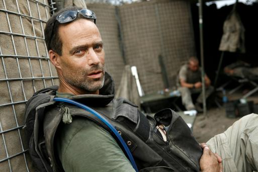 Experience: Sebastian Junger based a lot of his theory on what he saw during wars from the frontlines as a journalist.