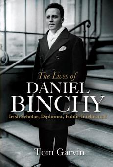 Intellectual: Daniel Binchy was made the first Irish ambassador to Germany