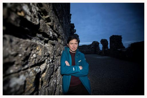 Scary: Peadar Ó Guilín's YA novel will be too disturbing for younger readers