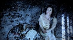 Heroes: Maria Doyle Kennedy in the title role of the 2013 film Eliza Lynch: Queen of Paraguay