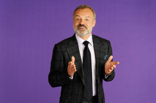 Debut: Graham Norton is a benevolent creator, who paints his characters with love, sympathy and empathy