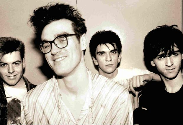 Johnny Marr with The Smiths