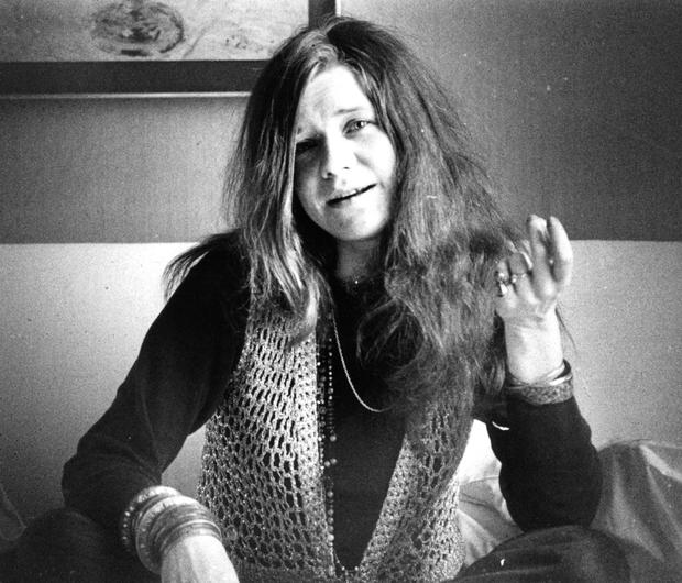 Janis Joplin who wrote the lyrics to 'Mercedes Benz' on the back of a napkin