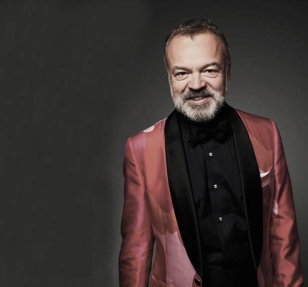 Graham Norton: Great grasp of character crafting