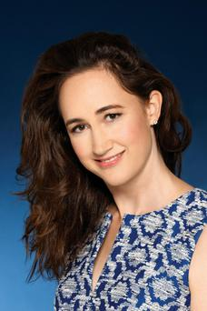 Frequently hilarious: Author Sophie Kinsella. Photo: John Swannell