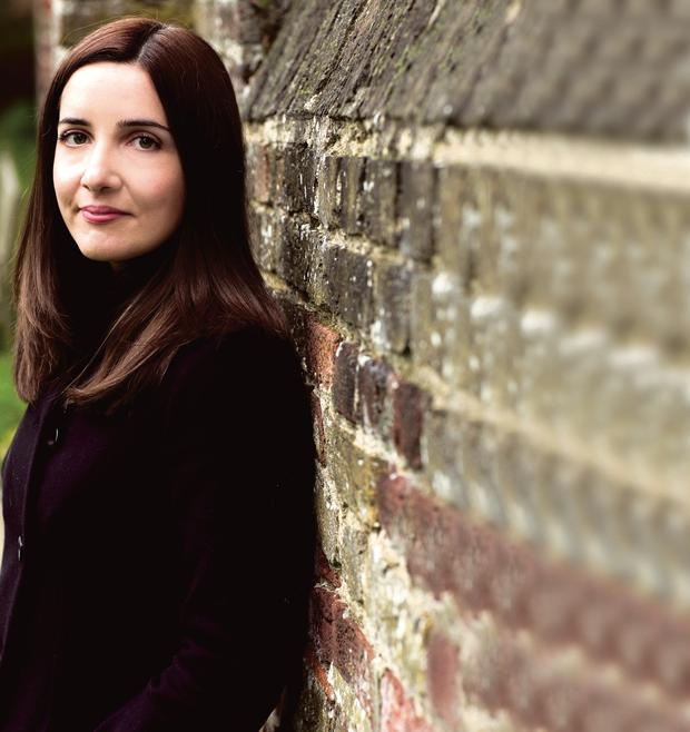 Killer serial writer: Jane Casey has carved out her own space in crime fiction