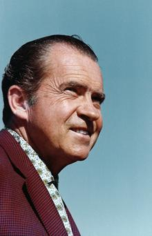 Downfall: Nixon's major flaw was that he failed to understand liberal America, the enemy within