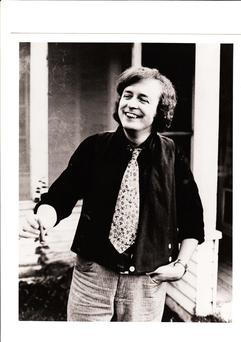 Great loss: Stewart Parker died of cancer in 1988