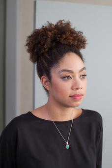 New talent: Zinzi Clemmons' book has been named in many summer reading lists