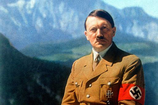 Sting in the tail: Hitler and Himmler held frequent conversations about 'the World Empire of Atlantis, which fell victim to the catastrophe of the moons falling to Earth'