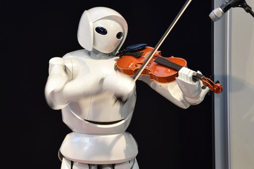 Music to our ears: Will technology lead to a future where the machines do all the work and we have infinite leisure?