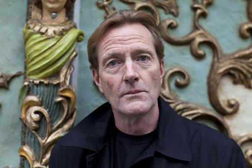 Stepping back: Lee Child says his experience of working in television taught him to be hands-off when it came to turning the Jack Reacher books into Hollywood blockbusters. Photo: David Levenson/Getty Images