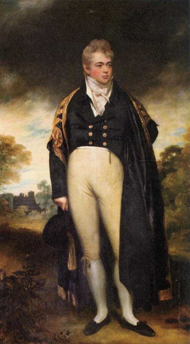 Regency buck: Howe Peter Browne, 2nd Marquess of Sligo and a descendant of the pirate queen Granuaile