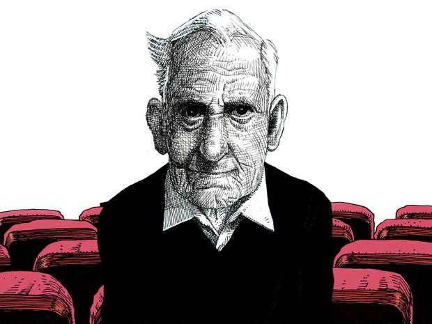 Authentic: Hendrik Groen was came to prominence in a column on a Dutch website