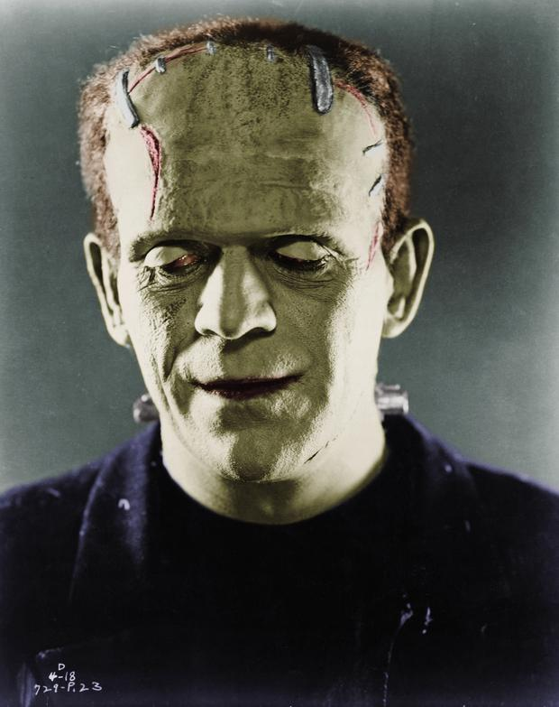 Warning against bad parenting: The Creature, who Mary Shelley brought to life in her book Frankenstein