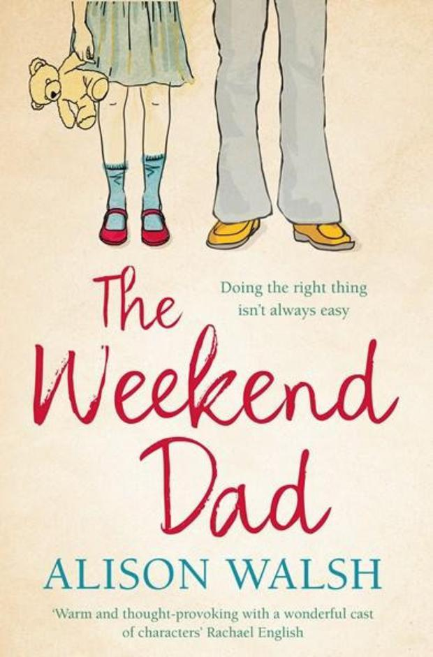 The Weekend Dad by Alison Walsh