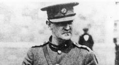 Tipping point: Michael Collins was aware that he was on an Irish Republican Brotherhood death list
