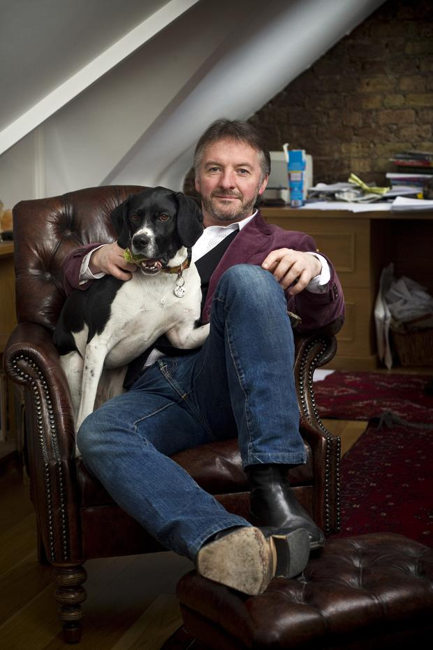 John Connolly. Photo: Mark Condren