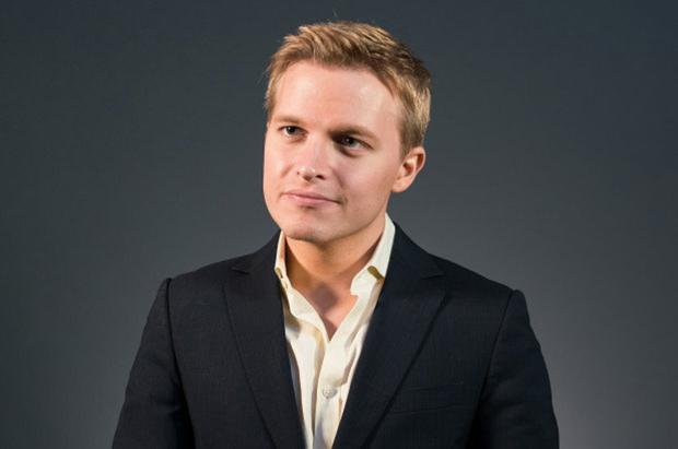 New direction: Farrow burst into the limelight with his allegations about Harvey Weinstein