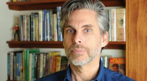 Long game: Chabon argues that new dads' fears about parenthood are not necessarily rooted in the immediate