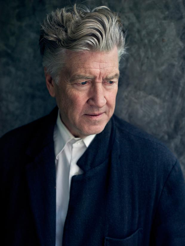 Secretive charm: David Lynch describes the memoir as a person having a conversation with his own biography