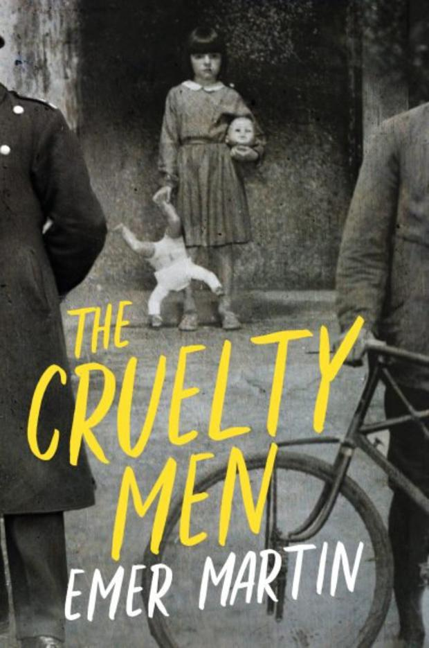 The Cruelty Men by Emer Martin