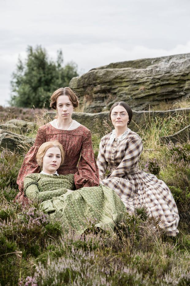 Out on the wiley, windy moors: The Brontë sisters as depicted on the television series To Walk Invisible