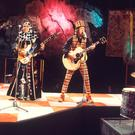 Noddy Holder and Slade perform their festive hit