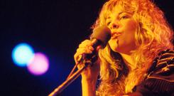 Wild days: Stevie Nicks of Fleetwood Mac, the band Jenkins Reid loosely based Daisy Jones & the Six